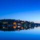 Ny brygga för båtpendling på Värmdö