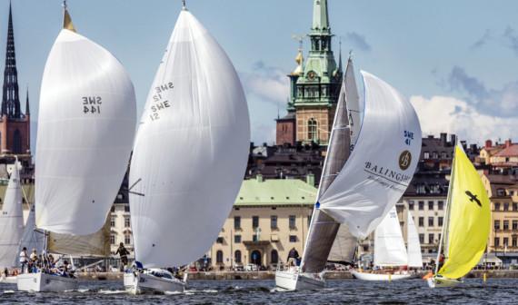 ÅF Inshore Race 2015 Photo: ©Oskar Kihlborg/ KSSS