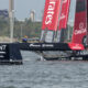 30/08/2015, Göthenburg, (SWE), 35th America's Cup, Louis Vuitton America's Cup World Series Göthenburg 2015, Race Day 2