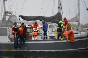 Överlevnad till sjöss
