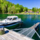 Stöldvåg av båtmotorer i Norrtälje