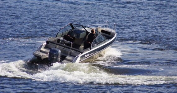 Nyckelfri båtuthyrning i Mariefredsviken