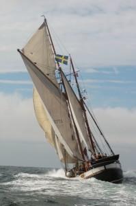Tall Ship Britta!