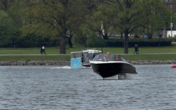 Candela Speedboat