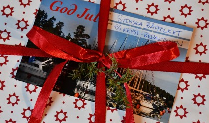 Presentkort från Svenska Kryssarklubben