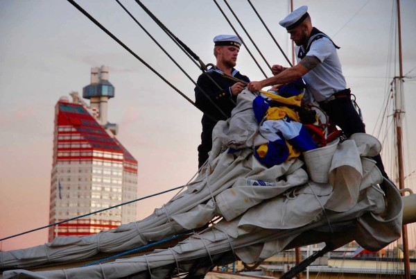 Tall Ships Race Göteborg