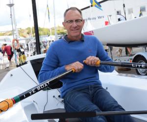 Mathieu Bonnier är långroddaren som blivit seglare.