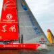 April 18, 2015. Team Vestas Wind In-Port Race Itajai; Dongfeng Race Team.