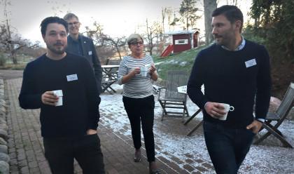 Rådslag och årsmöte Nyköping