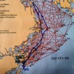 Förra året seglade Stefan Petterssons besättning över 170 sjömil på 24 timmar och hann upp till Singö. Blir det Åland i år?