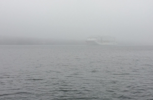 Navigation i dimma
