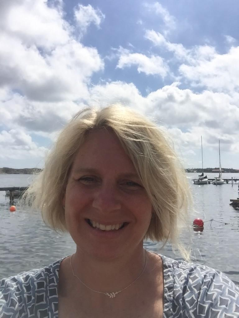 Anna Jöborn, chef för kunskapsavdelningen på Havs, och Vattenmyndigheten.