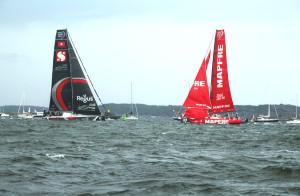 Volvo Ocean Race Göteborg