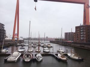 Göteborg stad hyr ut hamnomården utan anläggningar och arrendet är därför inte momspliktigt, enligt kommunen.