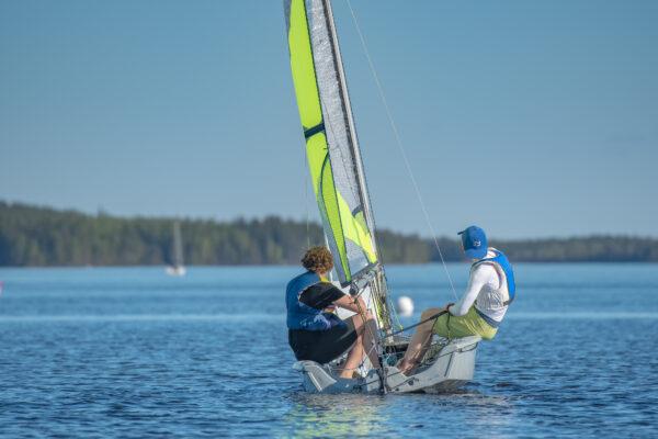13 nya seglare till Riksidrottsgymnasiet