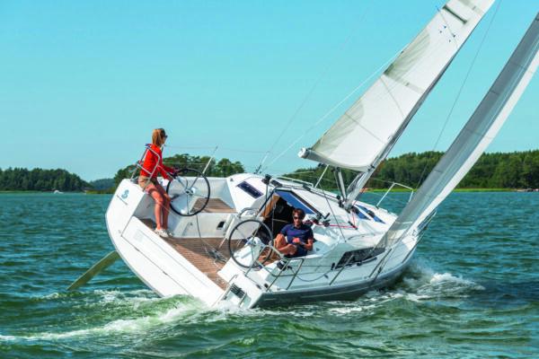 Beneteau - en ny ovanligt stor liten båt