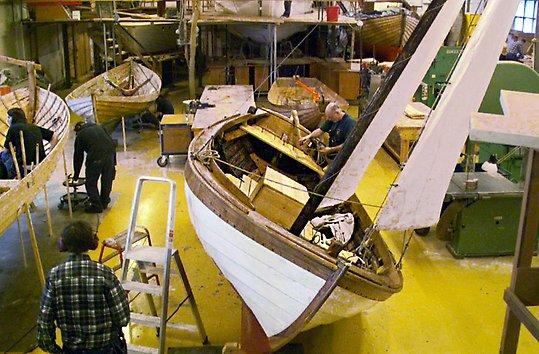 Orust Båtbyggarutbildning