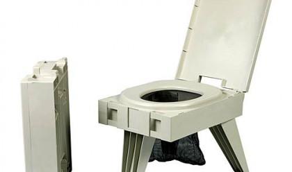 PETT Toilet