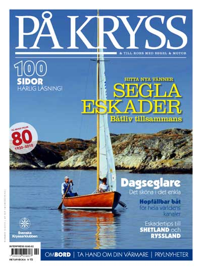 Omslaget till På Kryss 2-2010