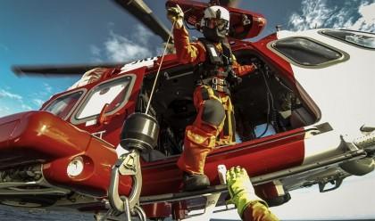 Räddningshelikopter