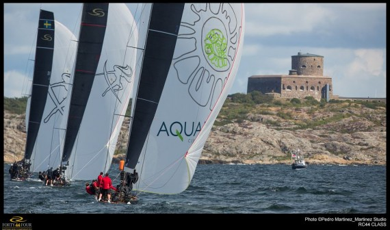 RC44 Marstrand World Championship 2014