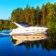 Ruffade motorbåtar släpper ut mest koldioxid