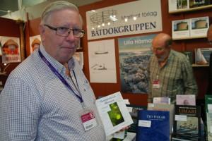 Peter Skanse från Båtdokgruppen, Maritime Publishers, presenterar Skeppsvrak och ättestupor.