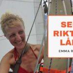 Segla riktigt långt - hör Emma Ringqvist berätta