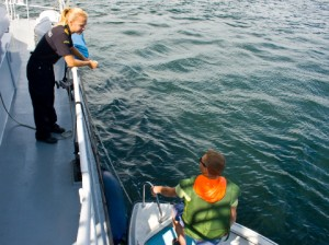 Sjökontroll
