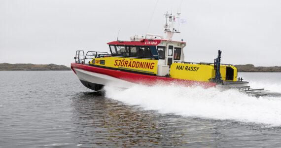 Bild: Sjöräddningssällskapet/Mats Ryde