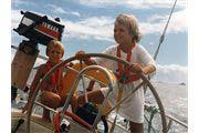 Små vikingar seglar ARC 1986