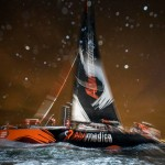 Volvo Ocean Race 2014-2015   Leg 9 Lorient-Gothenburg   The Hague   The Netherlands