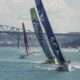 Volvo Ocean Race 2014-15 - Auckland  - New Zealand Herald In-Port Race