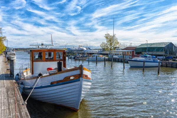 Flytande båtmässa i Trosa i höst