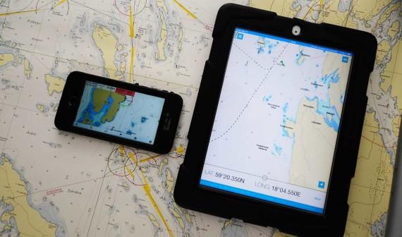 Navigationsappar
