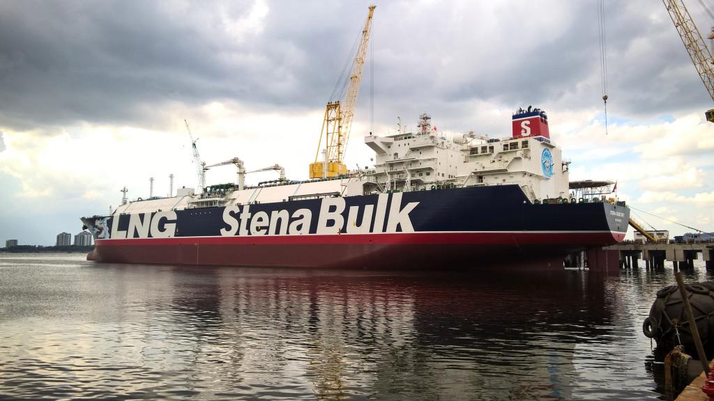 Stena Blue Sky