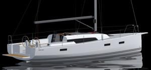 Diva 34 SC har mässpremiär i Marstrand i augusti. BILD: Fabola Yachts