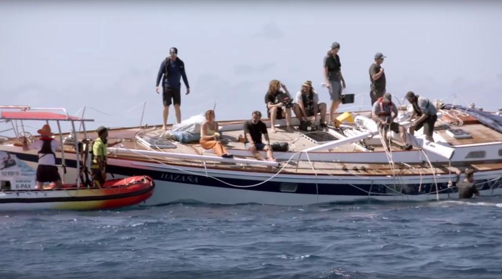 Adrift : Baltasar Kormákur