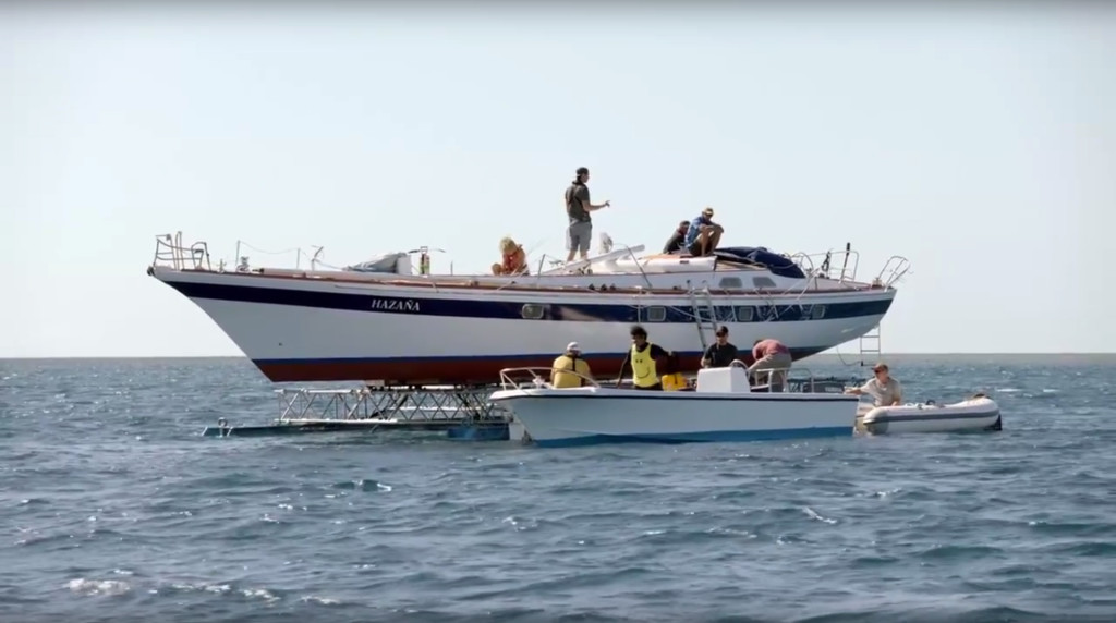 Inspelning Adrift