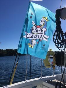 She Captain