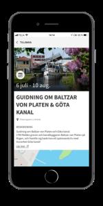 Göta kanal-guide