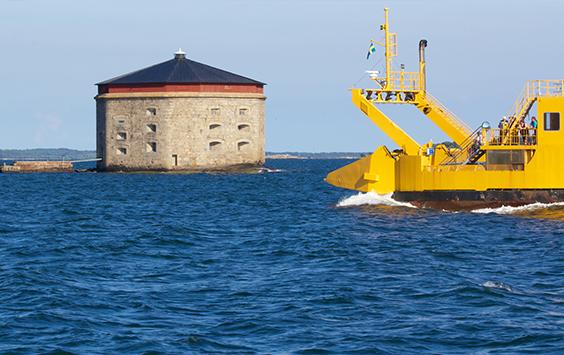 Karlskrona hamn