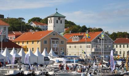 Båtmässan i Marstrand