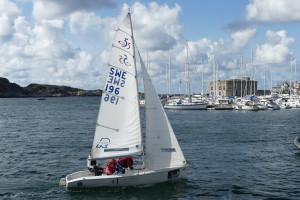 Marstrand ska upplevas från vattnet! Bild: Linda Hammarberg
