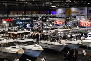 Motorbåtsmarknaden har ökat de senaste åren.