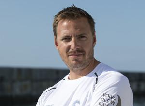Martin Strömberg. Volvo Ocean Race (Ugo Fonolla))