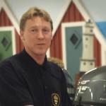 Patrik Wernersson, Polisen Båtsamverkan Väst.