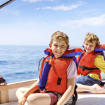 Tänk på det här med barn i båten