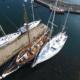 Följ expeditionsfartyget Yggdras resa på Youtube