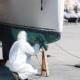 Portar båtar med giftig bottenfärg